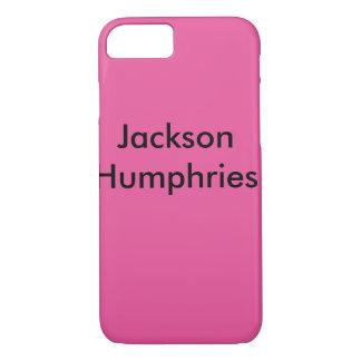 Capa de telefone de Jackson Humphries 6/6s