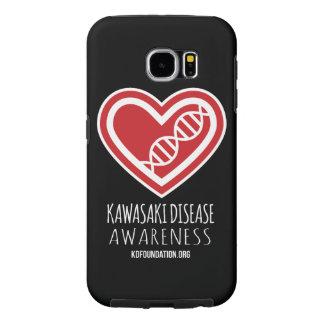 Capa Para Samsung Galaxy S6 Capa de telefone de KD (galáxia resistente S6 de