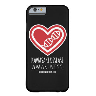 Capa Barely There Para iPhone 6 Capa de telefone de KD (iPhone 6/6s da case mate