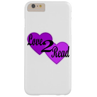 Capa de telefone de Love2Read