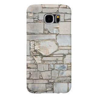 Capa Para Samsung Galaxy S6 Capa de telefone de mármore da parede da laje
