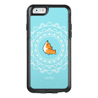 Capa de telefone de Otterbox do Corgi de Namaste