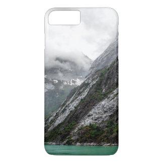 Capa de telefone de pedra cinzenta da montanha