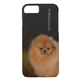 Capa de telefone de Pomeranian