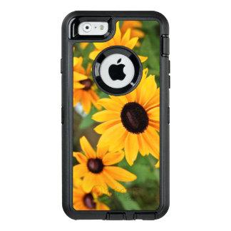 Capa de telefone de Susan de olhos pretos