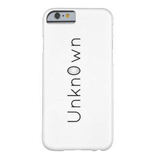 Capa de telefone de Unkn0wn