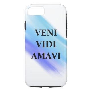 Capa de telefone de Veni Vidi Amaci