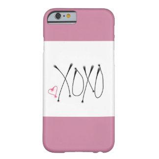 Capa de telefone de XOXO