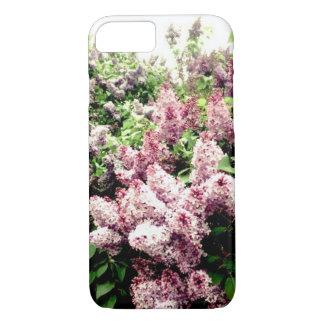 Capa de telefone desvanecida dos Lilacs