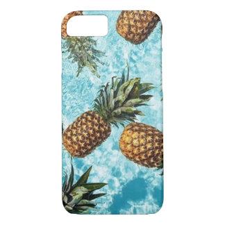 Capa de telefone do abacaxi