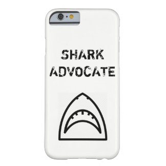 Capa de telefone do advogado do tubarão
