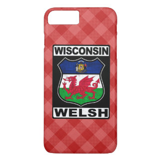 Capa de telefone do americano de Wisconsin Galês
