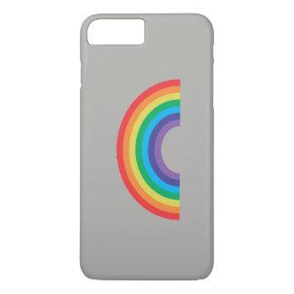 Capa de telefone do arco-íris
