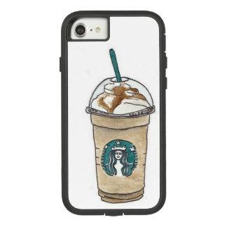 Capa de telefone do café de Starbucks
