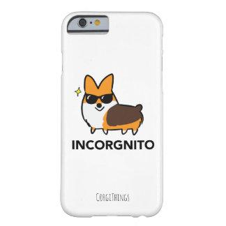 Capa de telefone do Corgi de Incorgnito da Tri Cor