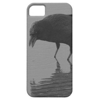 Capa de telefone do corvo de Edgar Allan