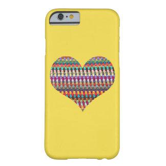 """Capa de telefone do Crochet - Crochet do """"coração"""""""