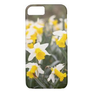 Capa de telefone do Daffodil do iPhone 7 de Apple