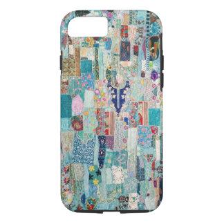 Capa de telefone do design da tapeçaria do Aqua e