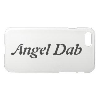 Capa de telefone do espaço livre da solha do anjo