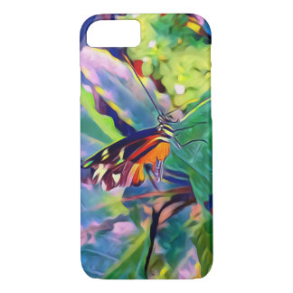 Capa de telefone do espírito da borboleta