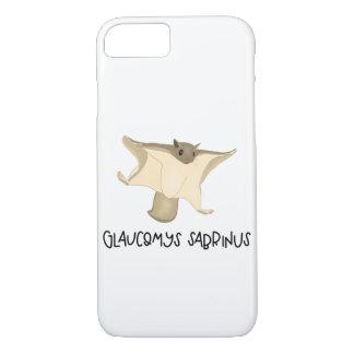 Capa de telefone do esquilo de vôo