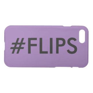 capa de telefone do #FLIPS