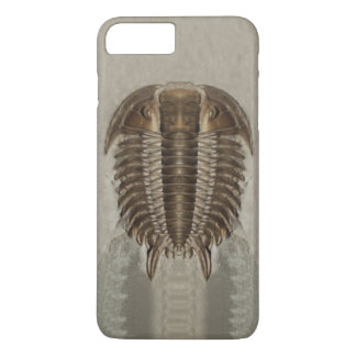 Capa de telefone do fóssil de Trilobite