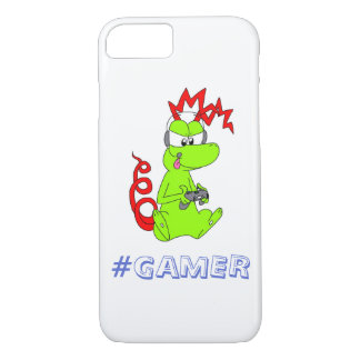 Capa de telefone do #Gamer
