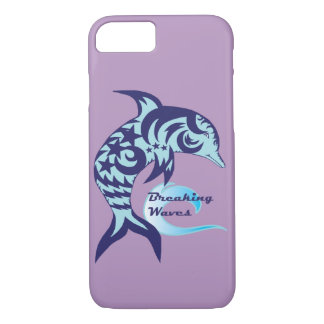 Capa de telefone do golfinho