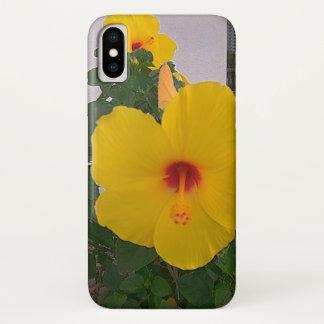 Capa de telefone do hibiscus