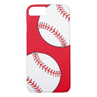 Capa de telefone do impressão do basebol