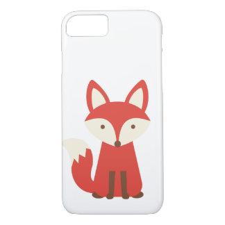 Capa de telefone do impressão do Fox