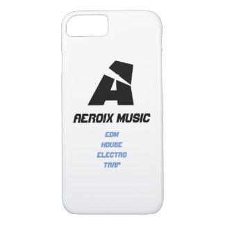 Capa de telefone do iPhone 7 de Apple da música de