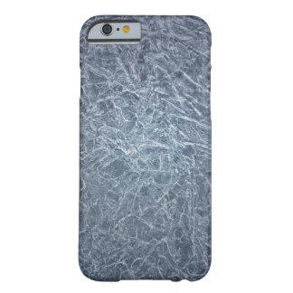 Capa de telefone do iPhone do gelo