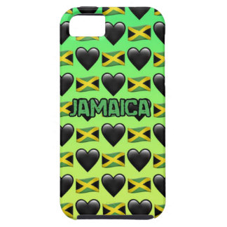 Capa de telefone do iPhone SE/5/5s de Jamaica