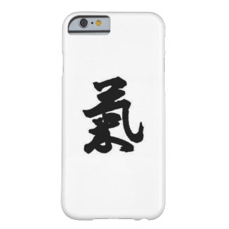 Capa de telefone do kanji da energia
