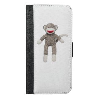 Capa de telefone do macaco da peúga
