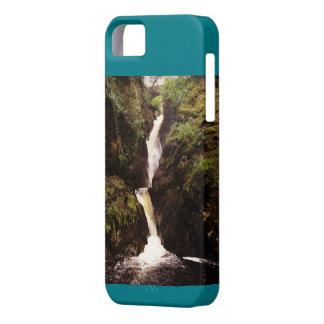 Capa de telefone do móbil da cachoeira