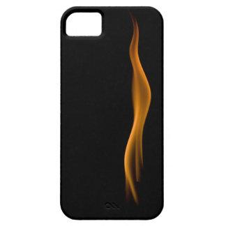Capa de telefone do móbil da chama