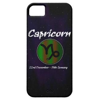 Capa de telefone do móbil do Capricórnio de
