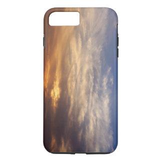Capa de telefone do móbil do por do sol