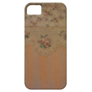 Capa de telefone do papel de parede do vintage capas para iPhone 5