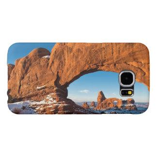 Capa de telefone do parque nacional dos arcos