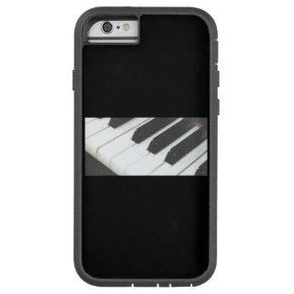 Capa de telefone do piano, protetor