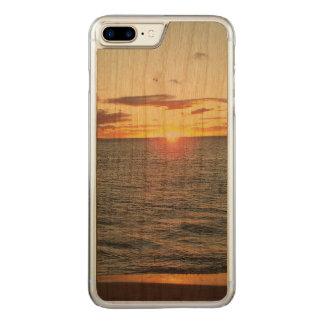 Capa de telefone do por do sol de Maui
