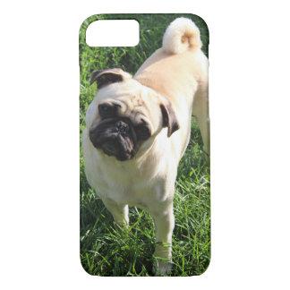 Capa de telefone do Pug