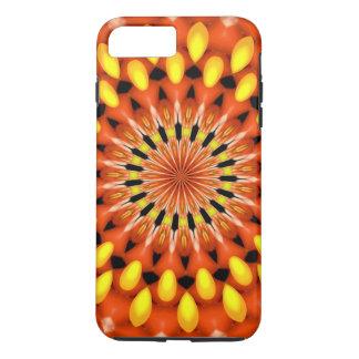 Capa de telefone do starburst do outono