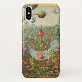 Capa de telefone do surrealismo do pop, sonhando
