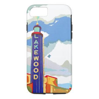 Capa de telefone do teatro de Lakewood, caso